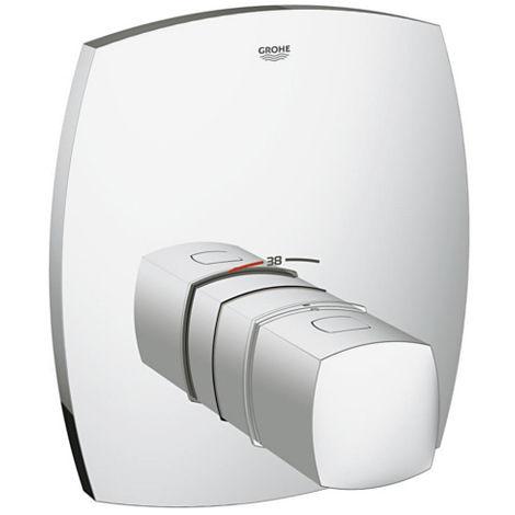 Batería del termostato central Grohe Grandera, color: cromado - 19941000