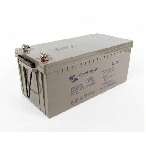 Batería gel 12V 220AH Victron