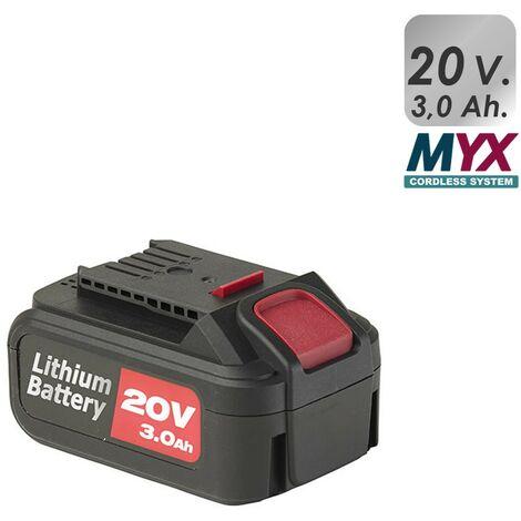 Bateria litio yamato 20 voltios 3,0 ah. universal