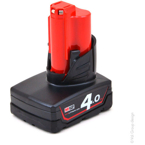 Batería M12™ 2.0 Ah M12 B2 4932430064
