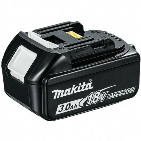 Batería Makita 18V 3.0Ah BL1830B