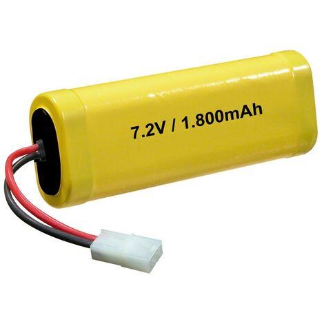 Bateria NiCd 7,2Vdc 2000mA Tipo RACING
