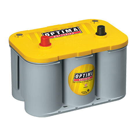 Batería Optima YT S 4.2 AGM Yellowtop®