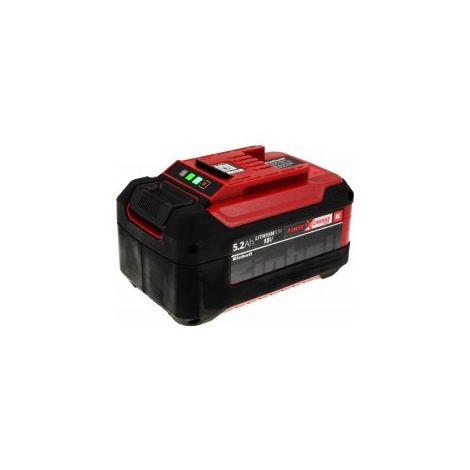 Batería Original Einhell Power X-Change para atornillador de impacto portátil TE-CW 18 Li 18V 5,2Ah