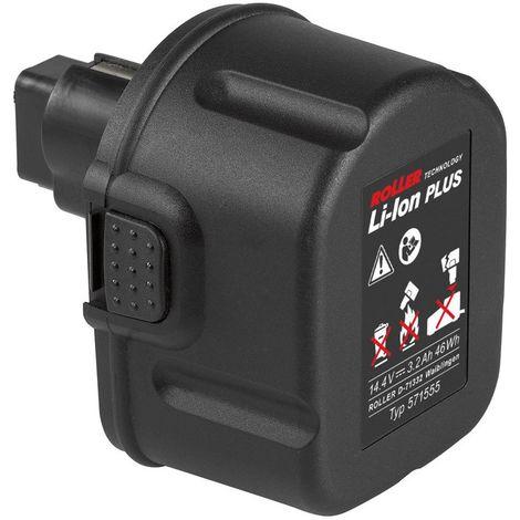 Batería Pack Li para Multip. 14,4 V 3,2 Ah Roller