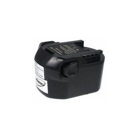 Batería para AEG Atornillador BS 12C 2000mAh NiMH