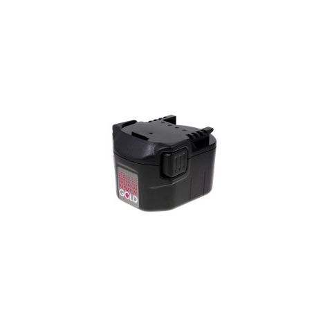 Batería para AEG atornillador BS 12C 2500mAh NiMH