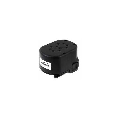 Batería para AEG Atornillador BS 12C 3000mAh NiMH