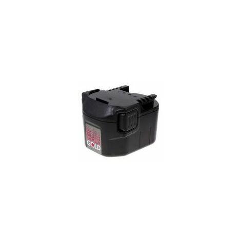 Batería para AEG atornillador BS 12C2 2500mAh NiMH