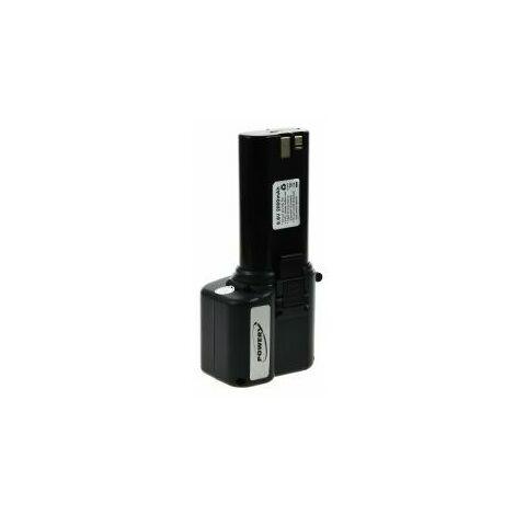 Batería para AEG Destornillador eléctrico ABSE 13 (Segya generación)