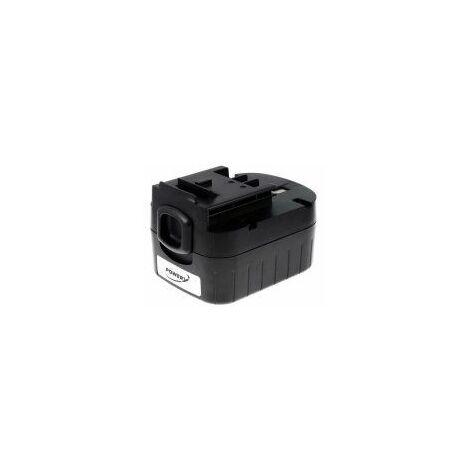 Batería para Black & Decker Compact-Destornillador eléctrico CP12K