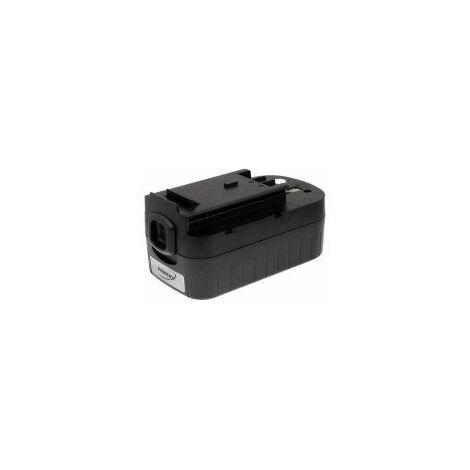Batería para Black & Decker Destornillador eléctrico CD180GRK