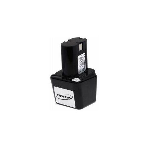 Batería para Bosch Destornillador eléctrico GSR 7,2VE NiMH Knolle