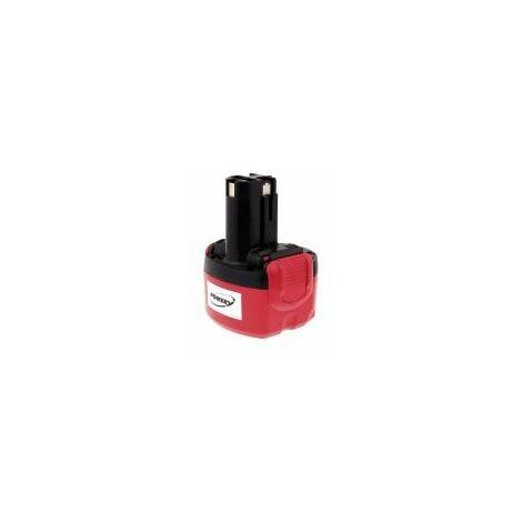 Batería para Bosch lámpara PLI 9,6 NiMH O-Pack 1500mAh