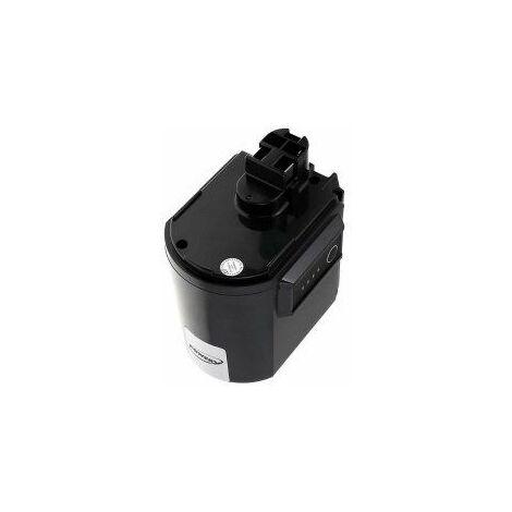 Batería para Bosch Martillo perforadorGBH 24VFR (Nueva generación)