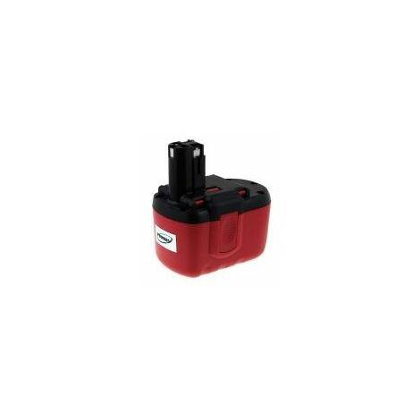 Batería para Bosch Taladro GSB 24VE-2 2000mAh NiMH (O-Pack)