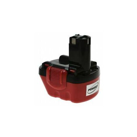 Batería para Bosch Taladro PSB 12VE-2 NiMH 3000mAh O-Pack