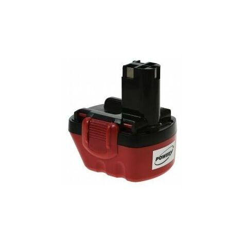 Batería para Bosch Taladro PSR 12VE-2 NiMH 3000mAh O-Pack