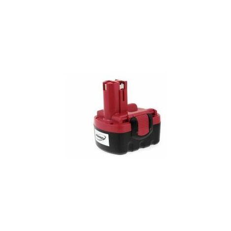 Powery Bater/ía para Bosch Taladro GSR 12-2 Professional NiMH O-Pack 1500mAh