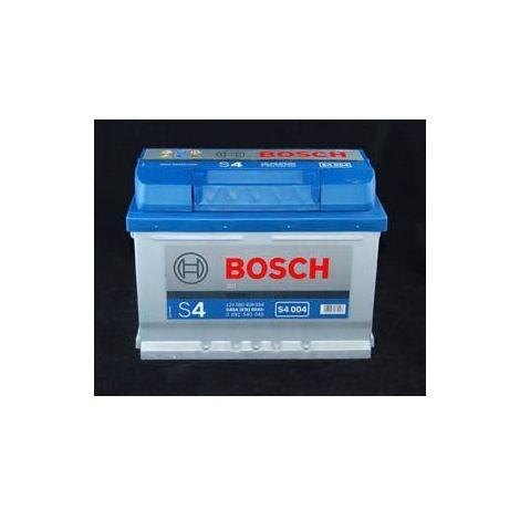 Batería para coche Bosch S4 004 // 12V 60Ah en borne + derecha