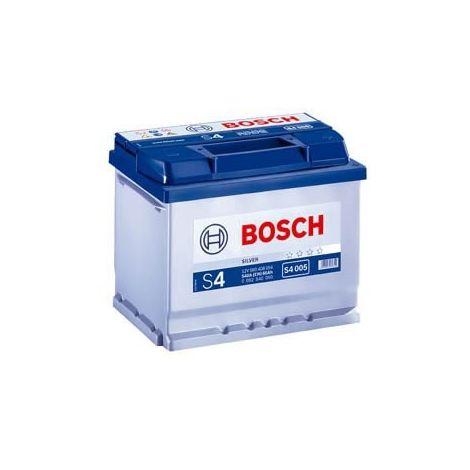 Batería para coche Bosch S4 005 // 12V 60Ah en borne + derecha
