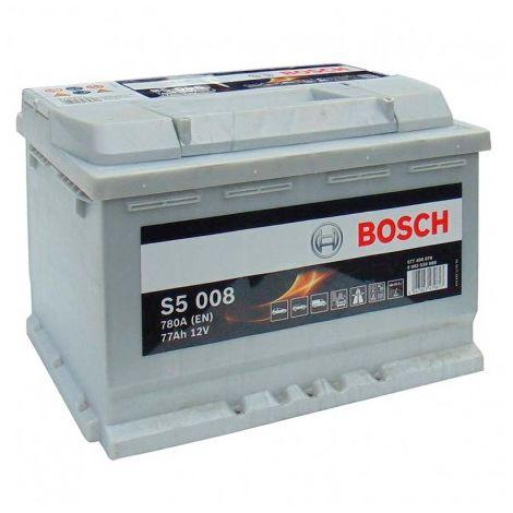 Batería para coche BOSCH S5 008 // 12V 77Ah