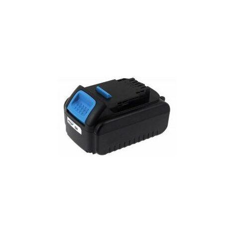 Batería para Dewalt Sierra circular de mano DCS391L2 4000mAh
