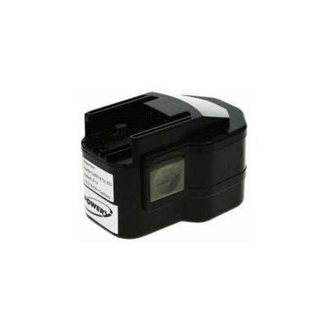 Batería para herramienta AEG B12 PBS3000-Serie (12V 2500mAh)