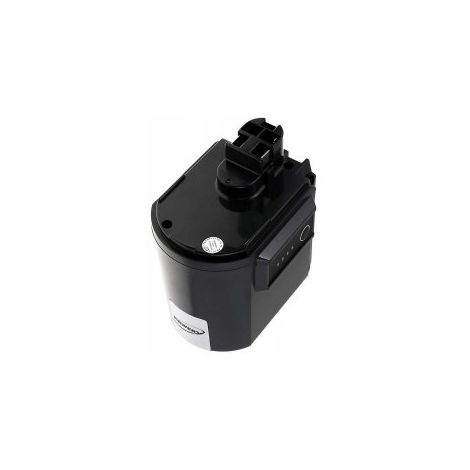 Batería para herramienta Bosch 24V 2500mAh NiMH Flach