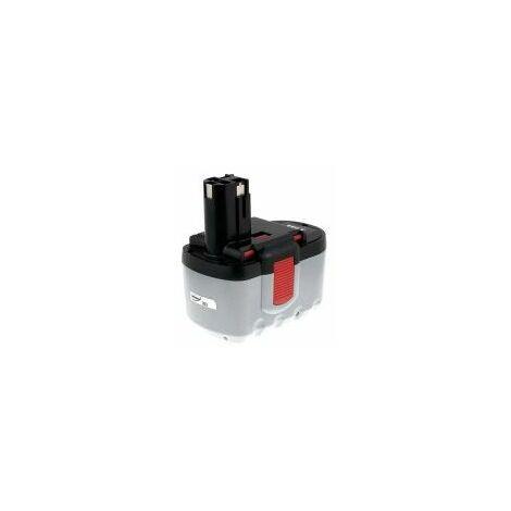 Batería para herramienta Bosch 24V 3000mAh NiMH (O-Pack) Celdas japonesas