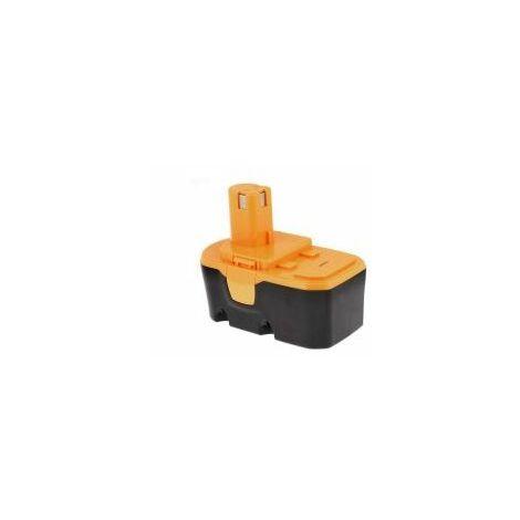Batería para herramienta Ryobi Modelo BPP-1813/ BPP-1817/ BPP-1820 3000mAh NiMH