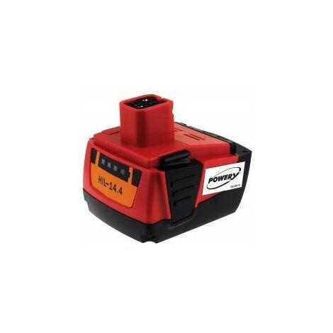 Batería para Hilti Taladro SF 144-A / Modelo B 144/B14