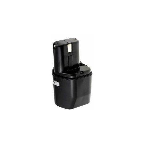 Batería para Hitachi Destornillador percutor eléctrico DS12DVF