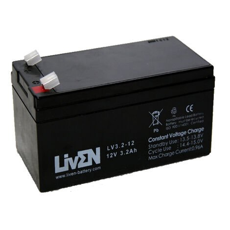 Batería para juguete 12v 3.3ah AGM