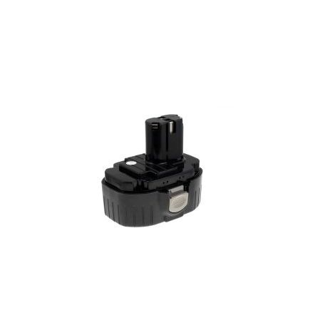 Batería para Makita Destornillador percutor eléctrico 38390DWAE 2500mAh