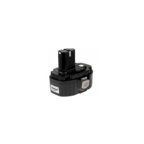 Batería para Makita Destornillador percutor eléctrico 38390DWAE 3000mAh