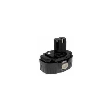 Batería para Makita Destornillador percutor eléctrico 8444DWFE 2500mAh