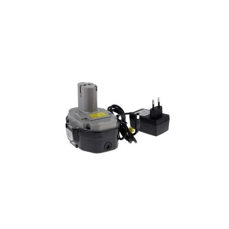 Batería para Makita modelo 1834 Li-Ion incl. cargador