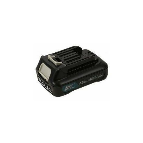 Batería para Makita Modelo BL1015 1500mAh Original