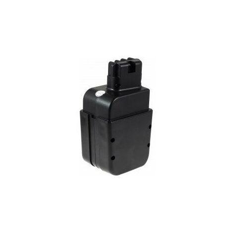 Batería para metabo Taladro percutor Sb EA112 /2R+L (PlanaKontakte)