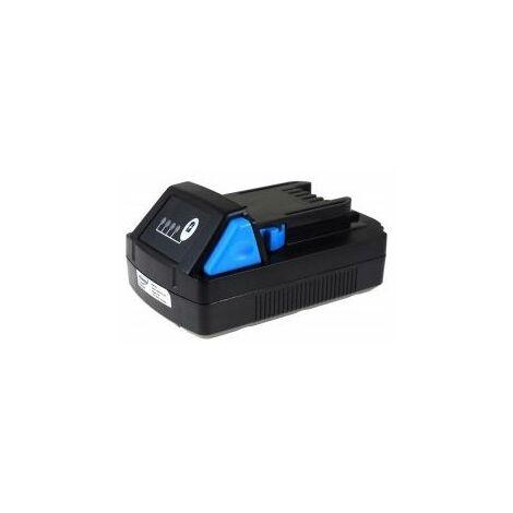 Batería para Milwaukee Atornillador de impacto portátil M18 CIW12 2000mAh