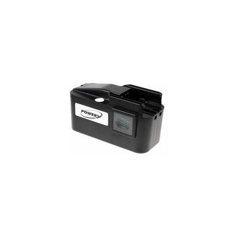 Batería para Milwaukee Destornillador eléctrico PCS 12V Power Plus 3000mAh