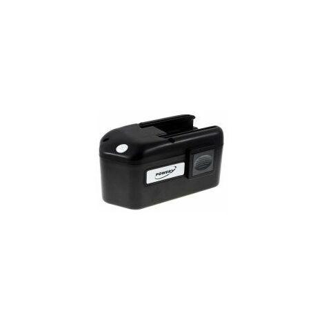 Batería para Milwaukee Destornillador eléctrico PCS 18V Power Plus NiMH