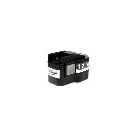 Batería para Milwaukee Taladro PCS 12V Power Plus 1500mAh