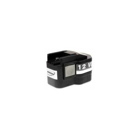 Batería para Milwaukee Taladro PCS 12V Power Plus 3000mAh