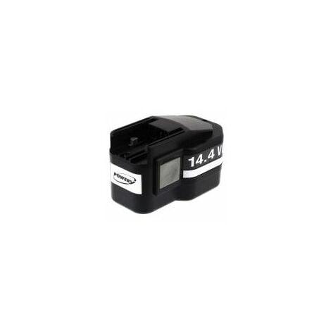 Batería para Milwaukee Taladro PCS 14.4V Power Plus NiMH