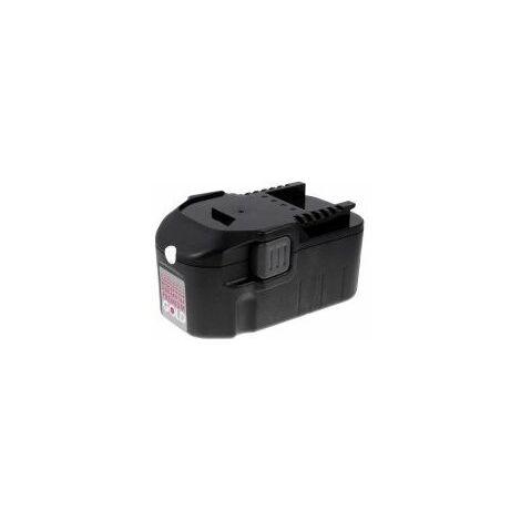 Batería para Würth master Taladro portátil BS 18-A solid 3000mAh NiMH