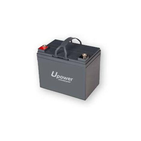 Bateria PLOMO GEL 12V/33A 195x130x163mm 10,2K DSK