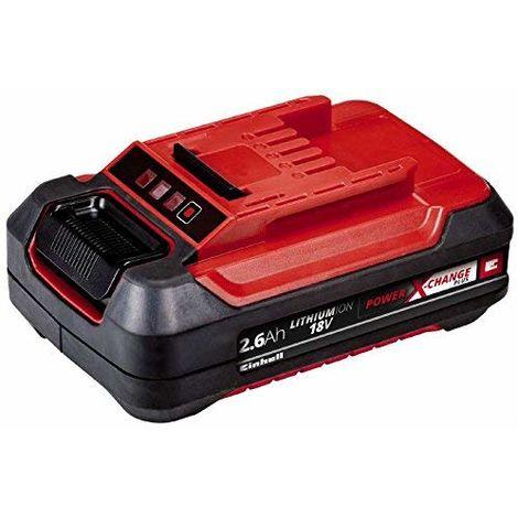 Batería repuesto Einhell 18V 2,6AH Power Pack plus
