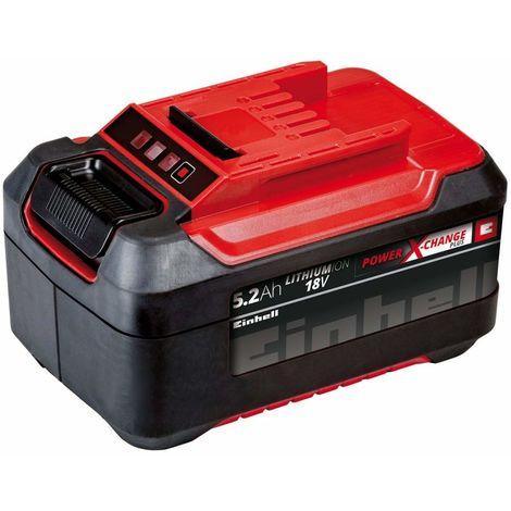 Batería repuesto Einhell 5,2 AH Power Pack Plus